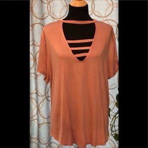 Charlotte Russe shirts